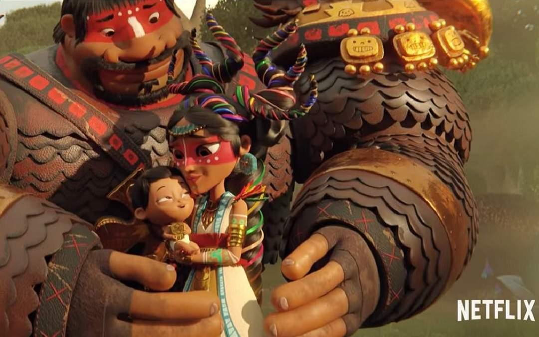 Primer trailer de Maya y los tres, la nueva serie del mexicano Jorge Gutiérrez